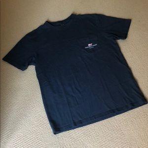 Vineyard Vines Navy Blue T-shirt